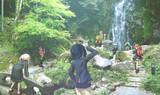 佐賀県 小城市 清水の滝