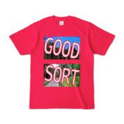 Tシャツ | ホットピンク | GS_Park