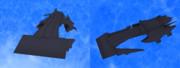【MMD-OMF11】夜明けの船ver060配布中