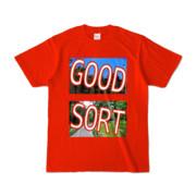 Tシャツ | レッド | GS_Park