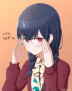メガネ凛世さん