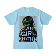 Tシャツ | ライトブルー | AGR_Emotional