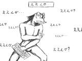 彡(゚)(゚)「このままじゃスレが落ちる…せや!」
