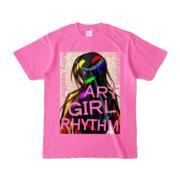 Tシャツ | ピンク | AGR_Emotional