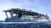航空母艦「加賀」