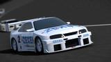【MMD-OMF11】日産 スカイライン GT-R R33 JGTC【配布】