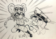ネズミ対国家権力