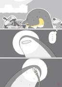 エンペラーじゃないペンギン72 ギボシ
