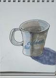 【30分イラスト】コピックで『マグカップ』を描いてみた