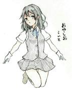 親潮さんとお絵描き練習3