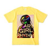 Tシャツ | イエロー | AGR_Emotional