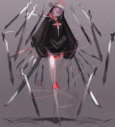 人間の兵器:Cursed Sister