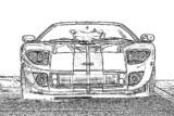 スポーツカー1