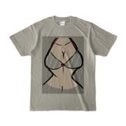 Tシャツ   シルバーグレー   Emotional&TAPIOCA