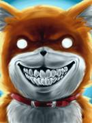 太郎丸の笑顔