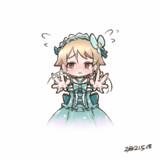 [GIFアニメ] やっぱりむりくぼ