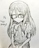 頼子ちゃん誕生日おめでとう!