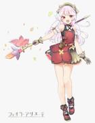 【春花の錬金術師】フィオラ・アリエーテ【新衣装】