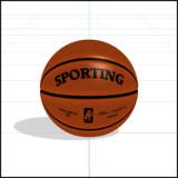 【MMDモデル】バスケットボール(仮)