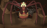 恐ろしき蜘蛛の妖怪