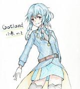 ゴトランドさんとお絵描き練習3