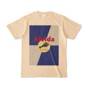 Tシャツ | ナチュラル | Alvida_ENERGY☆Bull