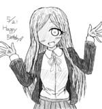 ライラさん誕生日おめでとう!