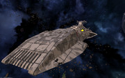 【Avorion】超弩級一等航宙戦闘艦ドメラーズ3世 その4