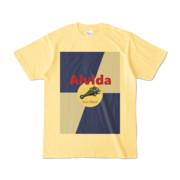 Tシャツ | ライトイエロー | Alvida_ENERGY☆Bull