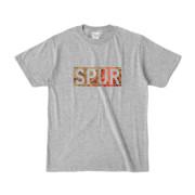 Tシャツ | 杢グレー | SPUR_Gyudon