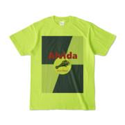 Tシャツ | ライトグリーン | Alvida_ENERGY☆Bull