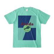 Tシャツ | アイスグリーン | Alvida_ENERGY☆Bull