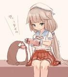 ティータイム(麦茶)