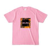 Tシャツ   ピーチ   MELHOR☆Flower_Square