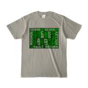 Tシャツ | シルバーグレー | Super☆MixTennis