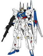 RX-94  å(アレイオン)ガンダム