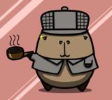 タピバラ 「探偵タピバラ」