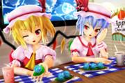 【レミフラ!】手のひらに 綺麗な和菓子…♡
