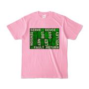 Tシャツ | ピーチ | Super☆MixTennis