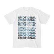 Tシャツ | ホワイト | EMOTIONAL☆SKY