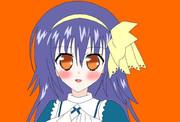 諏訪彩花さんの誕生日記念 橘巴