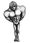 変態マゾ筋肉操作系B級妖怪タクヤ