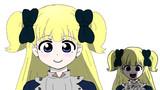 アニメ「シャドーハウス」のエミリコさん