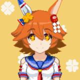 【GIFアニメ】福来る