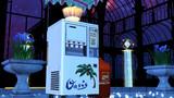 噴水ジュース自販機のある宇宙展望台【スターラスターガール】