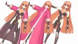 【MMD対魔忍】未来アスカVer1.00【モデル配布】