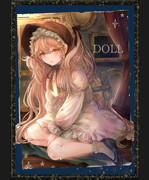 お人形少女