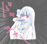 マスク慣れし過ぎて事故る葵ちゃん