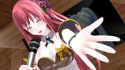 【めんぼう式まつり2021】酒場で歌を披露するルカさん