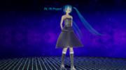 Miku Full Dress ❤ :3 ❤